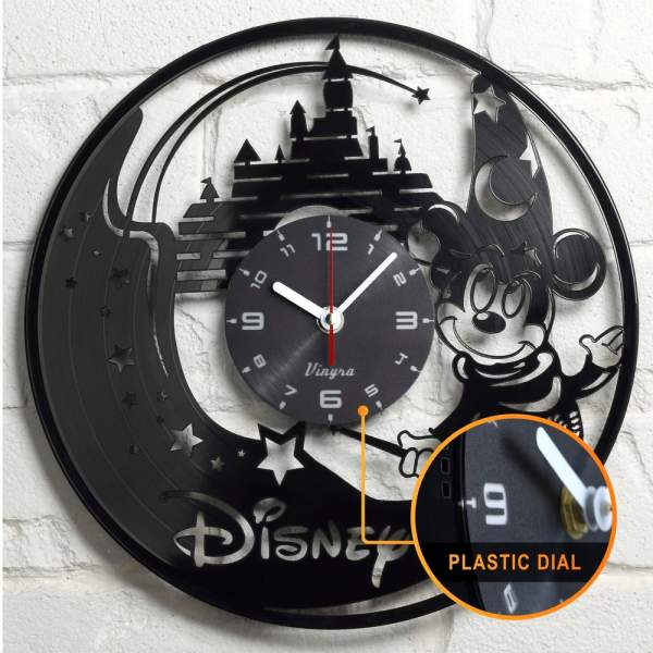 Mickey Mouse gift clock